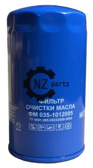 Фильтр масляный аналог ФМ 035-1012005 (ЕКО-026) для Д-260 накручивающийся