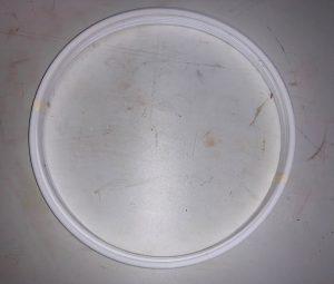 Кольцо защитное У2210.20Н-2-03.108-01 фторопластовое