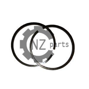 Кольцо уплотнительное У35.605.00.045 (У35.605.00.538) чугун d=45 мм