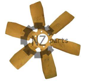 Вентилятор 260-1308050-А 6 лопастей, металлический