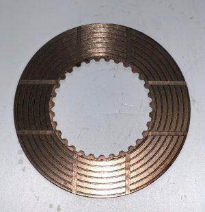 Диск ведомый У2210.20Н-2-02.160 с напылением (в дифференцале 6 шт.)  2,4 мм