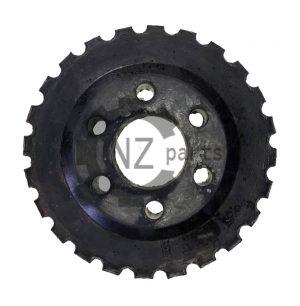 Полумуфта МЭР-24 (резиновый элемент)
