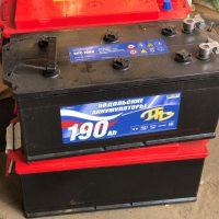 Аккумулятор 190А/ч 6СТ190