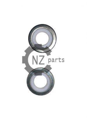 Кольцо уплотнительное под форсунку Д-260 (пластик) 245-1111020