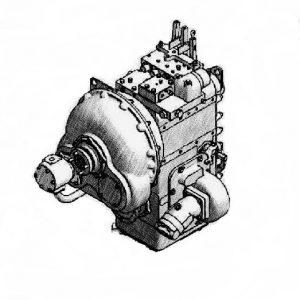 Гидромеханическая передача
