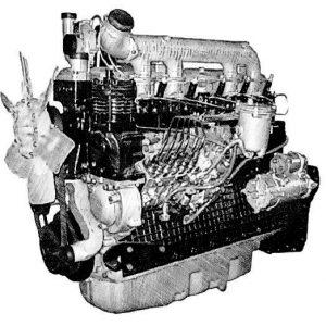 Двигатели и запчасти для них