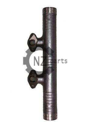 Труба передняя водозаборная 260-1303031