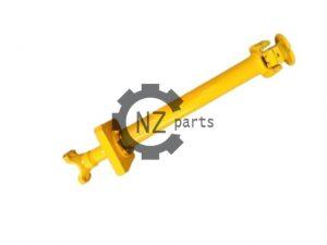 Вал карданный передний малый (L-440 мм, фланец круглый 6 отверстий, уши 4 отверстия) ZL50G (9322646,