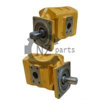 Насос гидравлический CBGJ2080B, JHP2080 (6 шлицов, одинарный) SDLG, XCMG LW500/ZL50