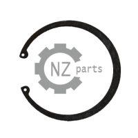 Кольца стопорные пальца поршня (комплект 8 штук) двигателей ZH-серии
