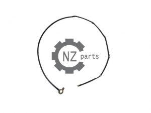 Трубка-обратка форсунок двигателя Deutz TD226B-6/WP6G125E22