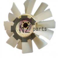 Вентилятор (крыльчатка) радиатора двигателей ZH-серии