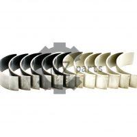 Вкладыши шатунные (12 шт) двигателя Weichai WD615, WD10, WP10 (61560030033, 612600030020)