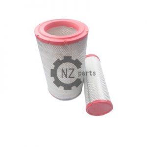 Фильтр воздушный KW2440, K2440 для фронтальных погрузчиков LW500K(L), ZL50G, LG853b, бульдозеров CLG