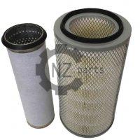 Фильтр воздушный для фронтальных погрузчиков WZ30-25, SDLG LG918, NEO 300, Yigong ZL30, двигателей T