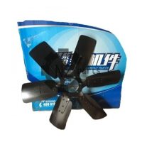 Вентилятор системы охлаждения двигателя Weichai  TD226B-6G, WP6G125E22 металлический 13021190, 41100