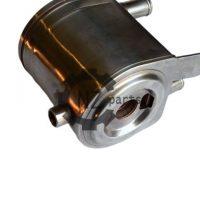 Маслоохладитель (теплообменник) двигателя Weichai TD226, TBD226, WP6G, WP4G