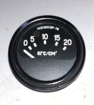 Указатель давления масла 11.3810 до 20 атм