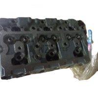 Головка блока цилиндров голая (ГБЦ) передняя двигателя Yuchai YC6B125/YC6108